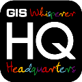 gis whisperer hq graphic