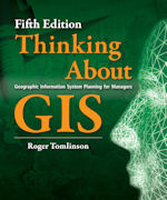 Thinking About GIS 5th Edition w/media