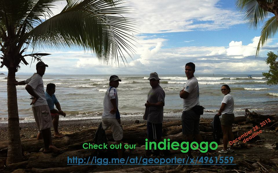 Support Geospatial Education by Donating to GEOPORTers on Indiegogo